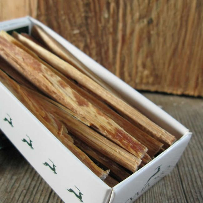 pine wood sticks