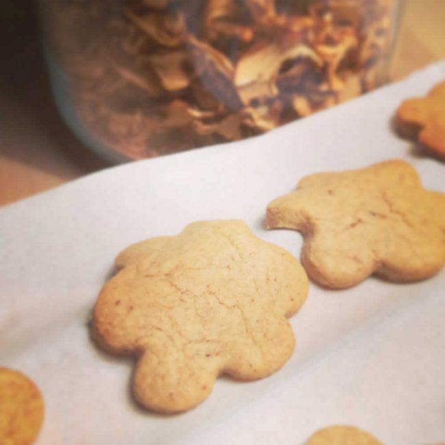 chanterelle cookies