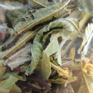 hand picked herb tea from the mountains in and around zagori