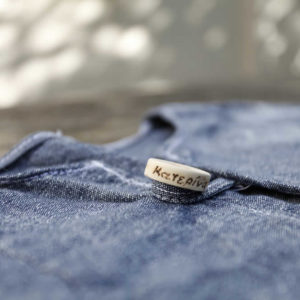 blue jean dress for Katerina