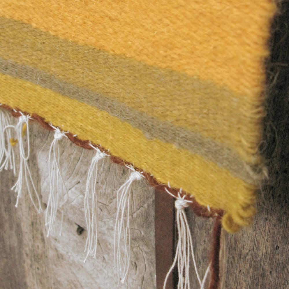 Handmade woven kilims